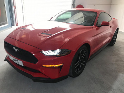 Ford Mustang (Red), 2019 for rent in Dubai