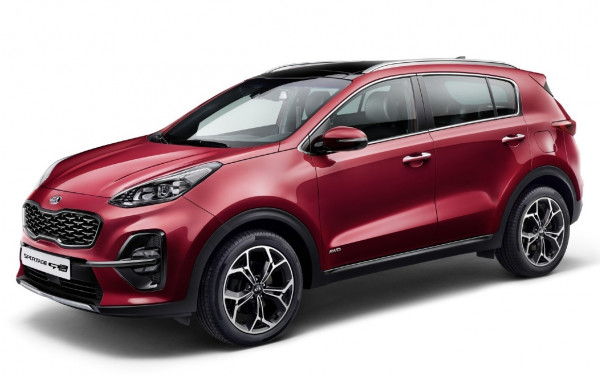 KIA Sportage (Grey), 2019 for rent in Dubai