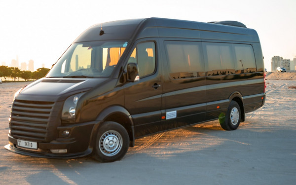 Crafter (Black), 2018 for rent in Dubai