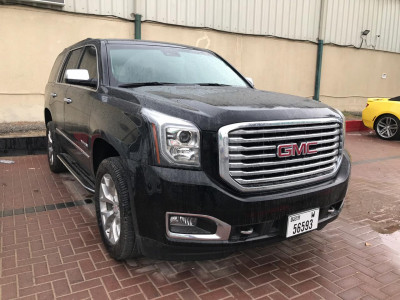 GMC Yukon (Black), 2019 for rent in Dubai