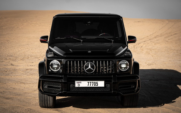 Mercedes-Benz G 63 Edition One (Black), 2019 for rent in Dubai