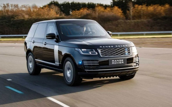 Range Rover Autobiography (Black), 2019 for rent in Dubai