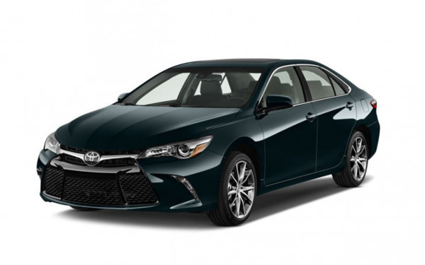 Toyota Camry (Black), 2017 for rent in Dubai