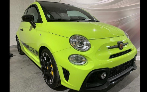 Fiat 595 Abarth (Green), 2020 for rent in Dubai