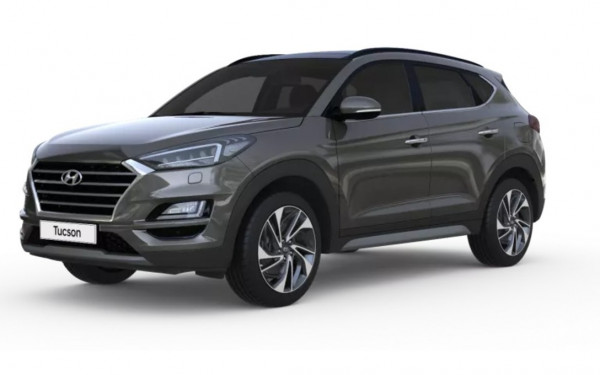 Hyundai Tucson (Silver), 2020 for rent in Dubai