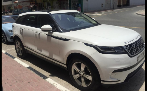 Range Rover Velar (White), 2019 for rent in Dubai