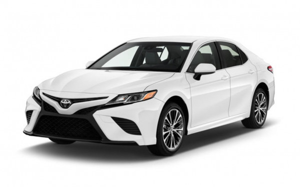 Toyota Camry (White), 2018 for rent in Dubai