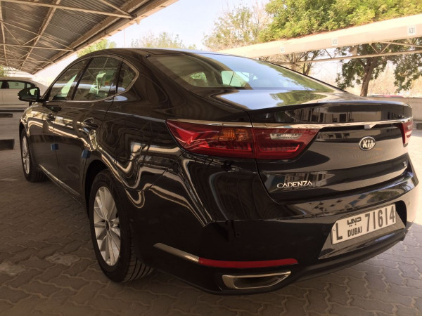 Kia cadenza (Black), 2020 for rent in Dubai price