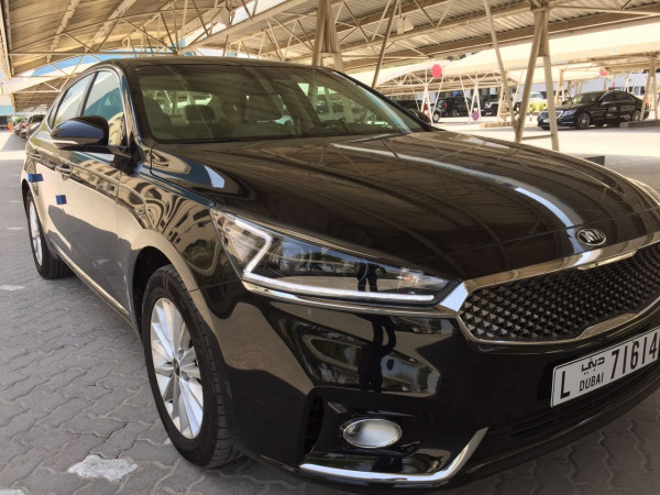 Kia cadenza (Black), 2020 for rent in Dubai reviews