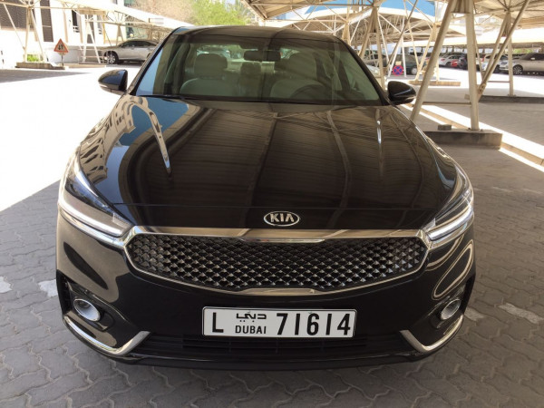 hire Kia cadenza (Black), 2020 in Dubai reviews