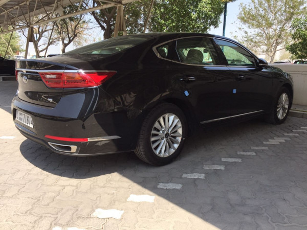 rental Kia cadenza (Black), 2020 in Dubai reviews