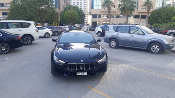 hire Maserati Ghibli (Black), 2019 in Dubai reviews