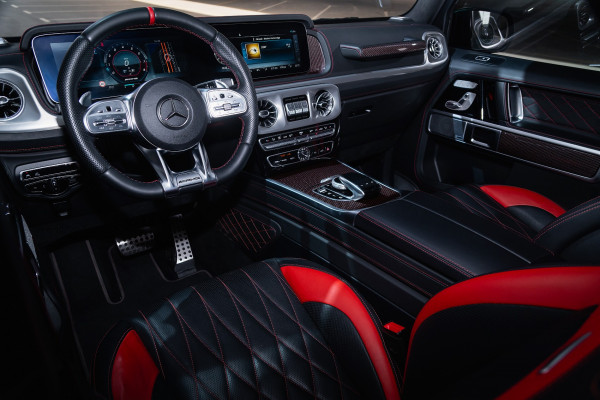 hire Mercedes-Benz G 63 Edition One (Black), 2019 in Dubai