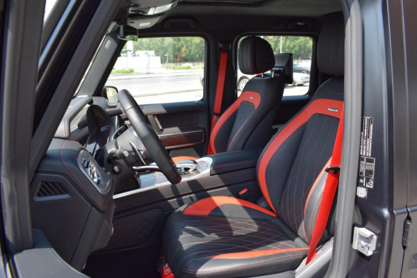 Mercedes G 63 AMG Edition One (Black), 2019 for rent in Dubai
