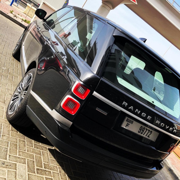 Range Rover Autobiography (Black), 2019 for rent in Dubai price