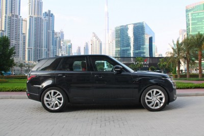 rental Range Rover Sport (Black), 2019 in Dubai price