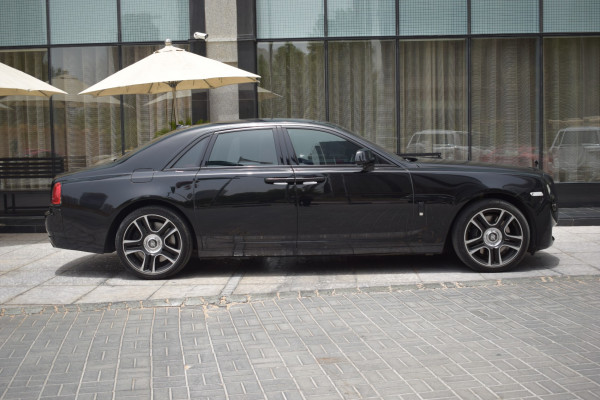 rental Rolls Royce Ghost (Black), 2017 in Dubai