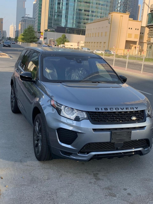 rental Range Rover Discovery (Blue), 2019 in Dubai