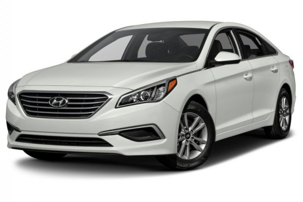 hire Hyundai Sonata (Bright White), 2017 in Dubai
