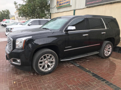 rental GMC Yukon (Black), 2019 in Dubai