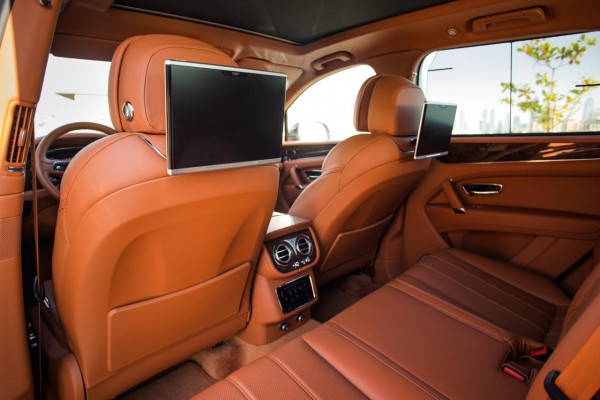 Bentley Bentayga (Grey), 2019 for rent in Dubai price