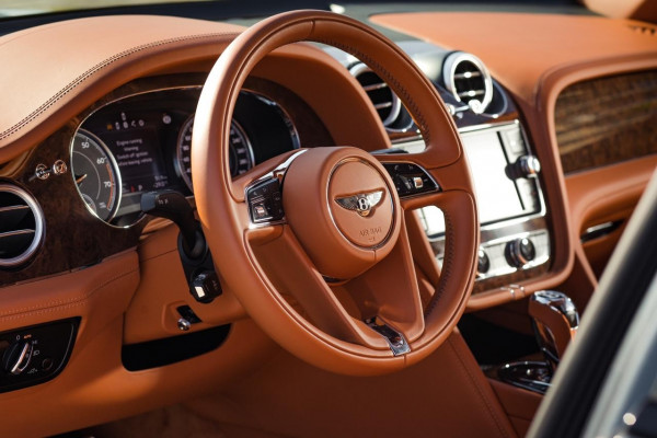 Bentley Bentayga (Grey), 2019 for rent in Dubai reviews