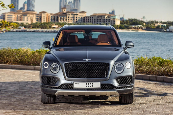 rental Bentley Bentayga (Grey), 2019 in Dubai reviews