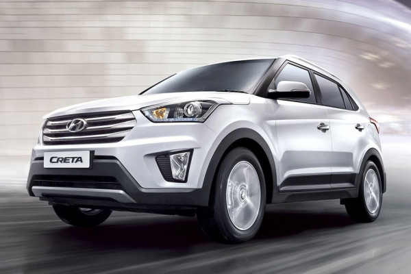 Hyundai Creta (Grey), 2020 for rent in Dubai