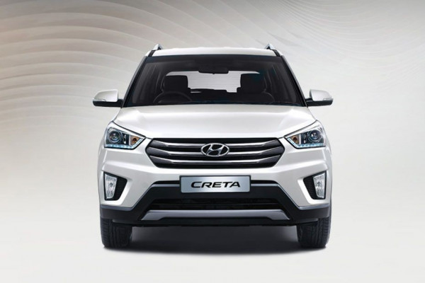 hire Hyundai Creta (Grey), 2020 in Dubai