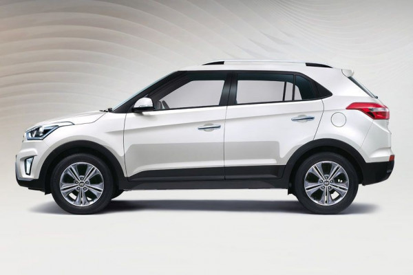 rental Hyundai Creta (Grey), 2020 in Dubai