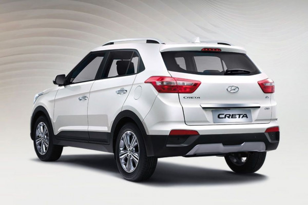Hyundai Creta (Grey), 2020 for rent in Dubai price