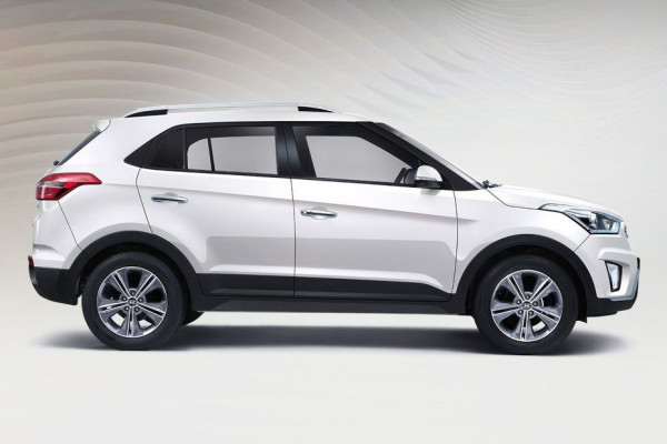 Hyundai Creta (Grey), 2020 for rent in Dubai reviews