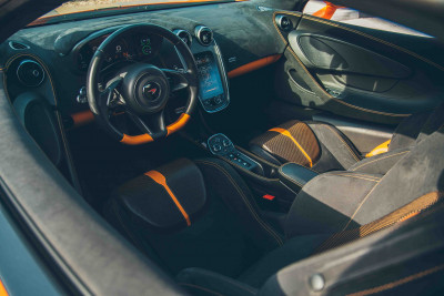 McLaren 570S (Orange), 2016 for rent in Dubai reviews