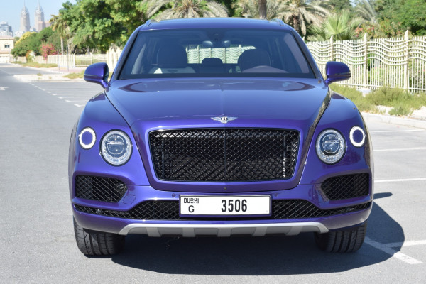 прокат Bentley Bentayga (), 2020 в Дубай