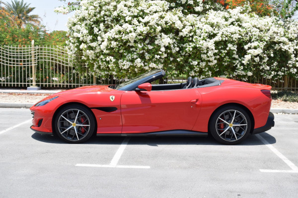 hire Ferrari Portofino (Red), 2019 in Dubai