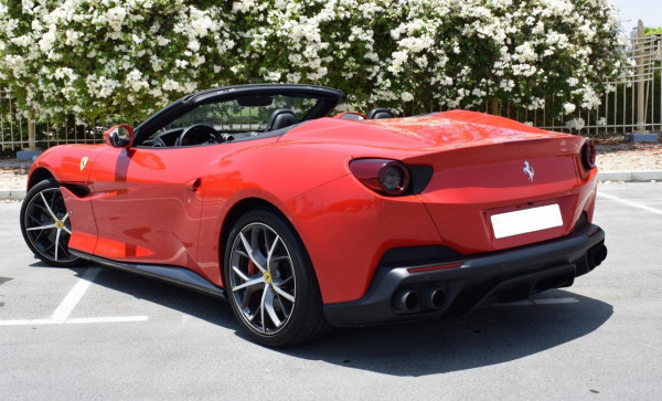 rental Ferrari Portofino (Red), 2019 in Dubai