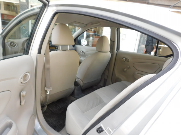Nissan Sunny (Silver), 2015 for rent in Dubai price