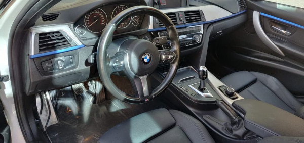 hire BMW 318 (White), 2019 in Dubai