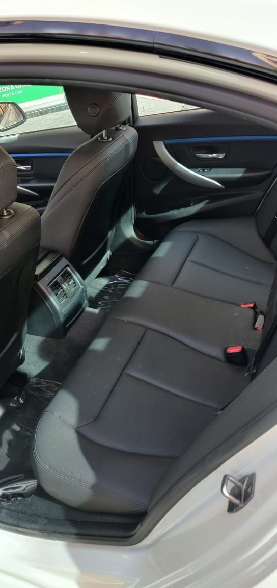 BMW 318 (White), 2019 for rent in Dubai price