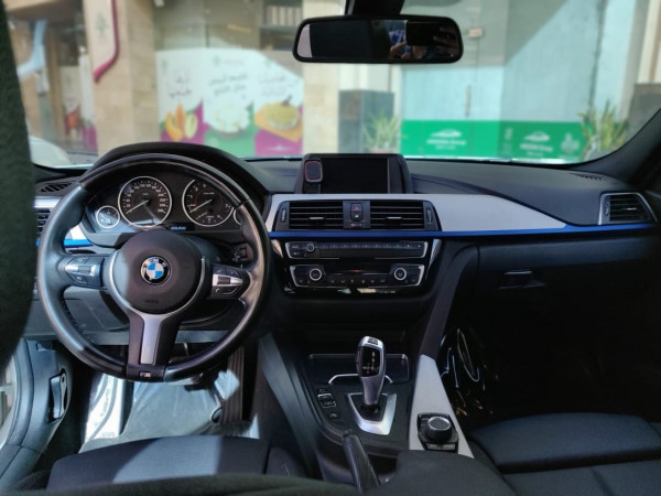 rental BMW 318 (White), 2019 in Dubai price