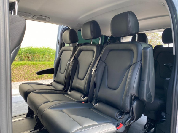 hire Mercedes Vito (White), 2019 in Dubai
