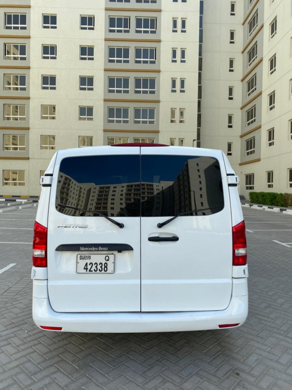 rental Mercedes Vito (White), 2019 in Dubai