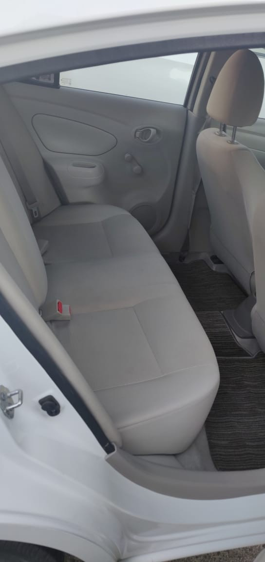 Nissan Sunny (White), 2019 for rent in Dubai reviews